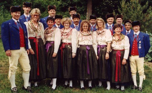 Unsere Tracht 1993